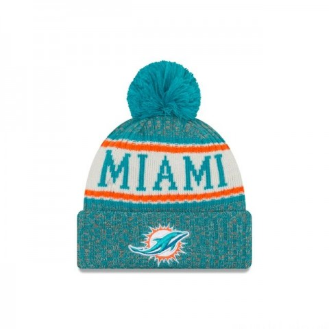 MIAMI DOLPHINS COLD WEATHER SPORT KNIT - Sale