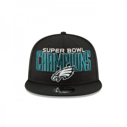PHILADELPHIA EAGLES SUPER BOWL LII CHAMPS 9FIFTY SNAPBACK - Sale