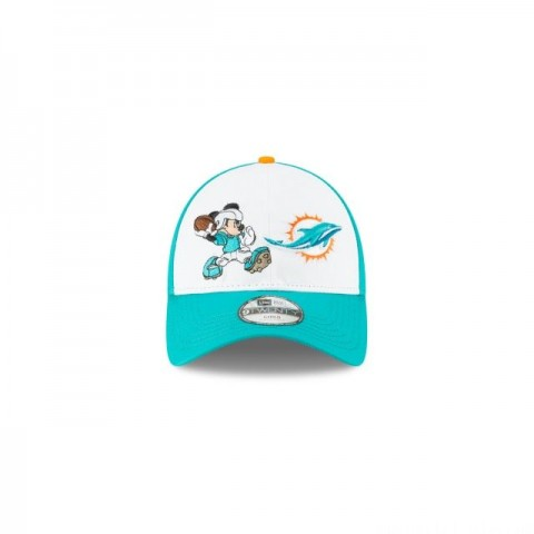 KIDS MIAMI DOLPHINS MICKEY MOUSE 9TWENTY ADJUSTABLE - Sale