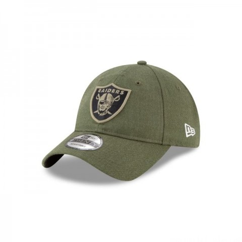OAKLAND RAIDERS SALUTE TO SERVICE KIDS 9TWENTY ADJUSTABLE - Sale