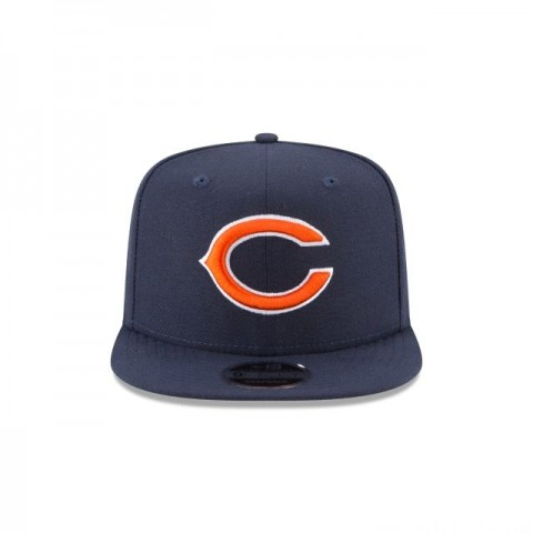 CHICAGO BEARS HIGH CROWN 9FIFTY SNAPBACK
