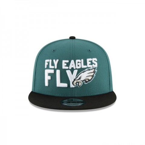 PHILADELPHIA EAGLES SPOTLIGHT 9FIFTY SNAPBACK - Sale