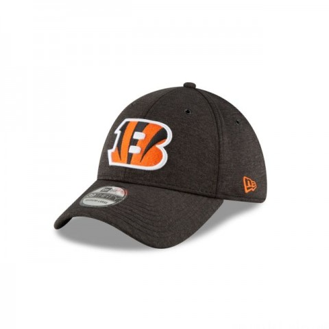 CINCINNATI BENGALS OFFICIAL SIDELINE HOME KIDS 39THIRTY STRETCH FIT