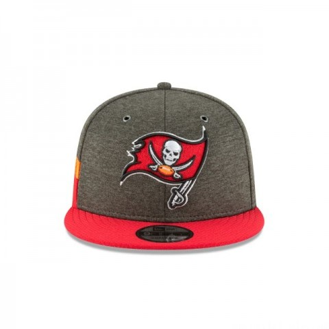TAMPA BAY BUCCANEERS OFFICIAL SIDELINE HOME 9FIFTY SNAPBACK - Sale