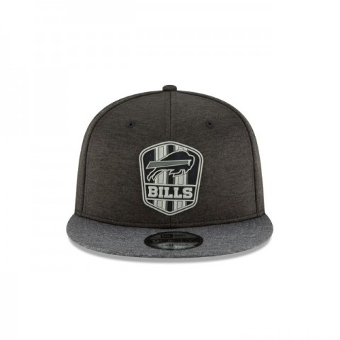 BUFFALO BILLS NFL SIDELINE ROAD 9FIFTY SNAPBACK - Sale