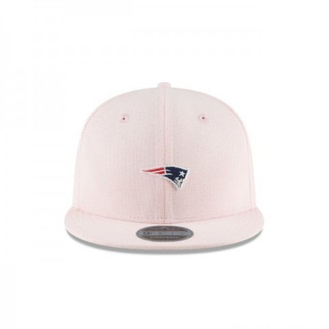 NEW ENGLAND PATRIOTS MICRO STITCH 9FIFTY SNAPBACK - Sale