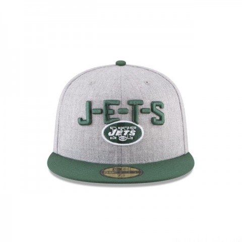 NEW YORK JETS KIDS NFL DRAFT 59FIFTY FITTED