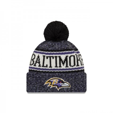 BALTIMORE RAVENS COLD WEATHER SPORT KNIT