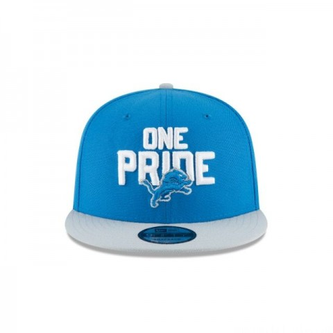 DETROIT LIONS SPOTLIGHT 9FIFTY SNAPBACK - Sale