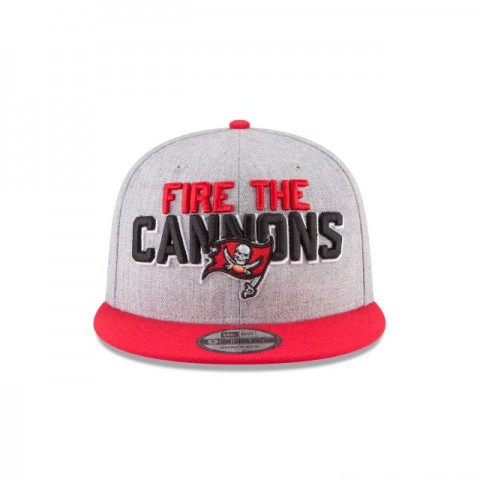 TAMPA BAY BUCCANEERS NFL DRAFT 9FIFTY SNAPBACK