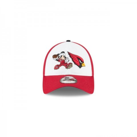 KIDS ARIZONA CARDINALS MICKEY MOUSE 9TWENTY ADJUSTABLE - Sale