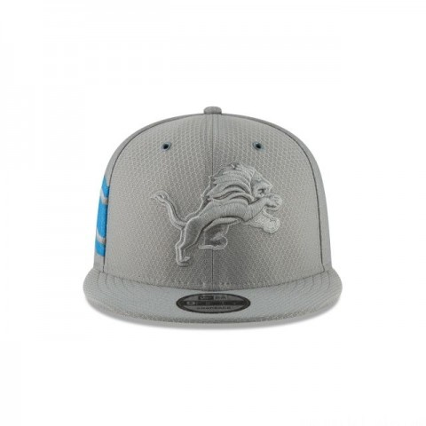DETROIT LIONS COLOR RUSH 9FIFTY SNAPBACK - Sale