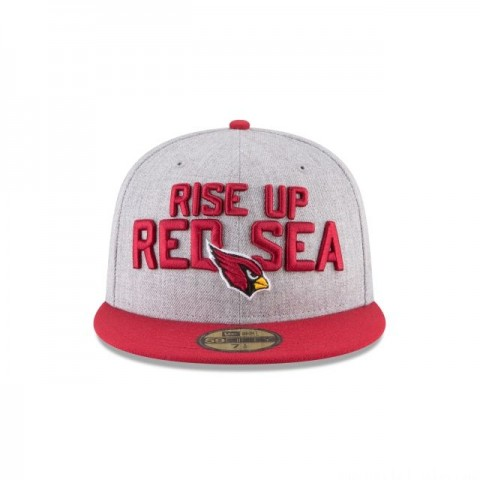 ARIZONA CARDINALS KIDS NFL DRAFT 59FIFTY FITTED