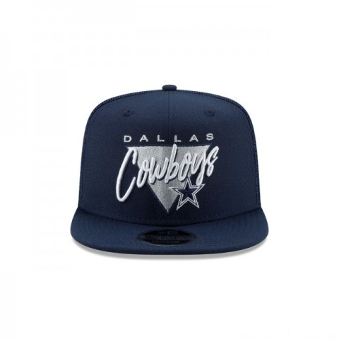 DALLAS COWBOYS FRESH FRONT HIGH CROWN 9FIFTY SNAPBACK - Sale