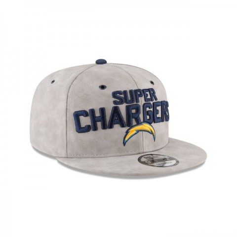 LOS ANGELES CHARGERS SPOTLIGHT PREMIUM 9FIFTY SNAPBACK - Sale