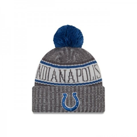 Black Friday Sale INDIANAPOLIS COLTS GRAPHITE COLD WEATHER SPORT KNIT