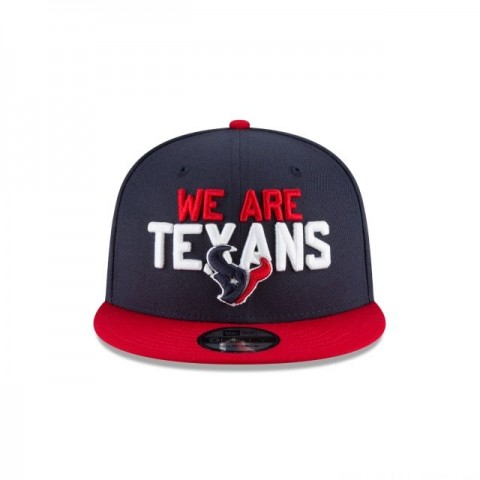 HOUSTON TEXANS KIDS SPOTLIGHT 9FIFTY SNAPBACK