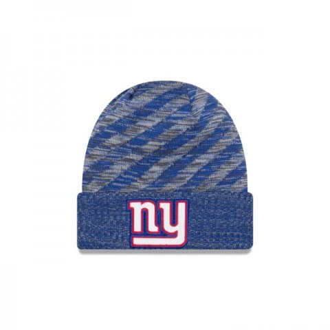NEW YORK GIANTS KIDS COLD WEATHER TOUCHDOWN KNIT