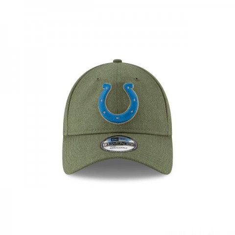 Black Friday Sale INDIANAPOLIS COLTS SALUTE TO SERVICE KIDS 9TWENTY ADJUSTABLE
