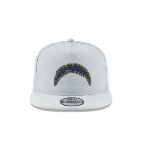 LOS ANGELES CHARGERS NFL TRAINING GREY GOLFER - Sale