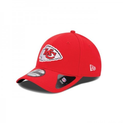 KANSAS CITY CHIEFS PLAYOFF SIDE PATCH 39THIRTY