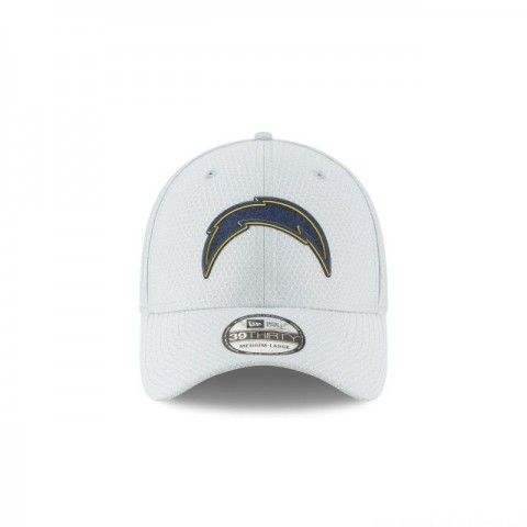 LOS ANGELES CHARGERS NFL TRAINING GREY 39THIRTY STRETCH FIT - Sale