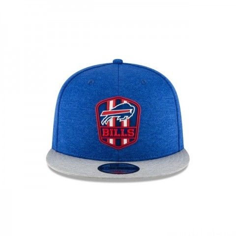 BUFFALO BILLS OFFICIAL SIDELINE ROAD 9FIFTY SNAPBACK - Sale