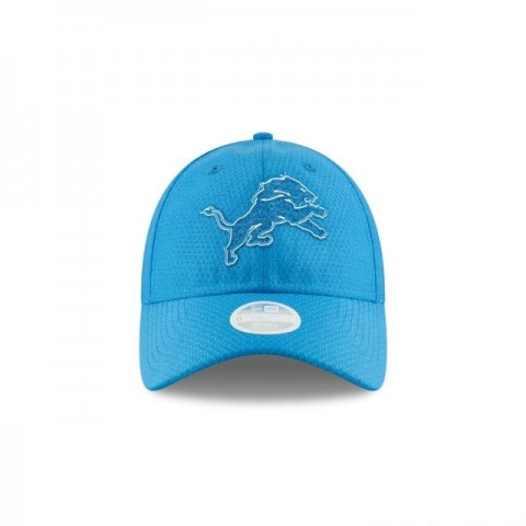 DETROIT LIONS WOMENS NFL TRAINING 9TWENTY ADJUSTABLE - Sale