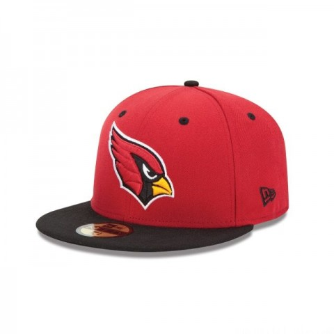 ARIZONA CARDINALS 2TONE 59FIFTY FITTED - Sale