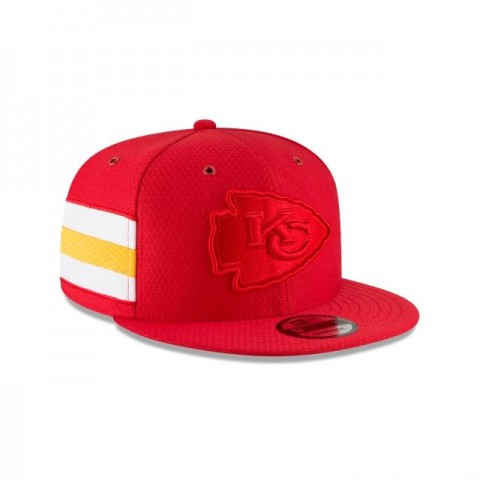KANSAS CITY CHIEFS COLOR RUSH 9FIFTY SNAPBACK
