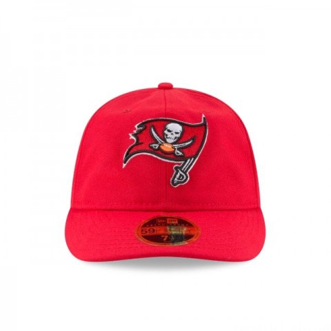 TAMPA BAY BUCCANEERS FAN FIT RETRO CROWN 59FIFTY FITTED