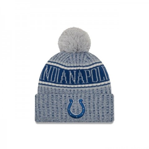 Black Friday Sale INDIANAPOLIS COLTS REVERSED COLD WEATHER SPORT KNIT