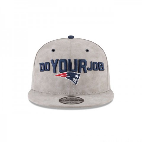 NEW ENGLAND PATRIOTS SPOTLIGHT PREMIUM 9FIFTY SNAPBACK - Sale