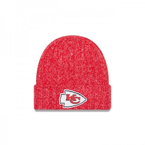 KANSAS CITY CHIEFS WOMENS COLD WEATHER KNIT