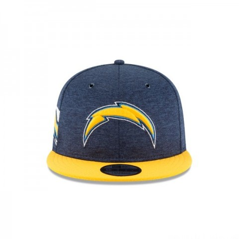 LOS ANGELES CHARGERS OFFICIAL SIDELINE HOME KIDS 9FIFTY SNAPBACK - Sale