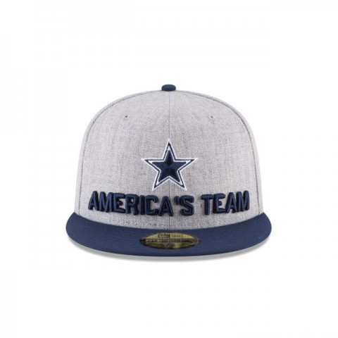 DALLAS COWBOYS NFL DRAFT 59FIFTY FITTED - Sale