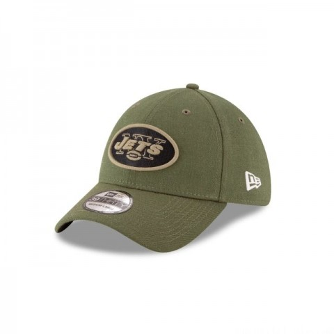 NEW YORK JETS SALUTE TO SERVICE 39THIRTY STRETCH FIT
