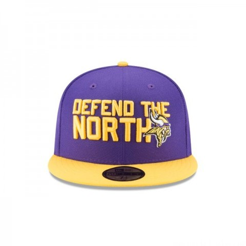 MINNESOTA VIKINGS SPOTLIGHT 59FIFTY FITTED - Sale
