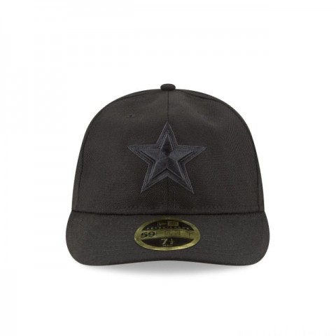 DALLAS COWBOYS FAN FIT RETRO CROWN TONAL 59FIFTY FITTED - Sale