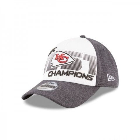 KANSAS CITY CHIEFS DIVISION CHAMPS 9FORTY