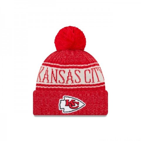 KANSAS CITY CHIEFS KIDS COLD WEATHER SPORT KNIT