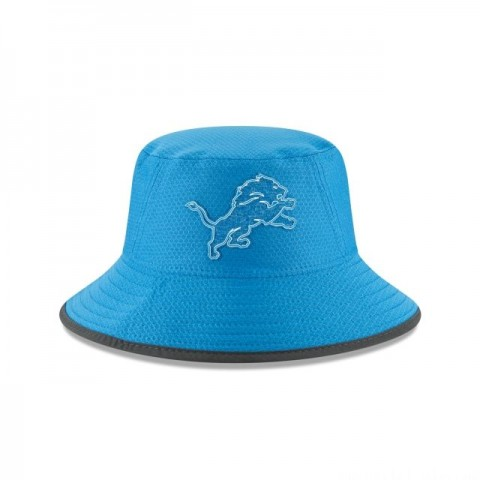 DETROIT LIONS NFL TRAINING BUCKET - Sale