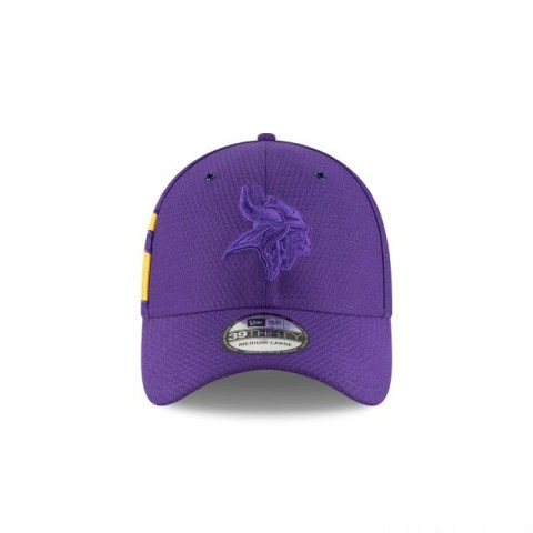 MINNESOTA VIKINGS COLOR RUSH KIDS 39THIRTY STRETCH FIT - Sale