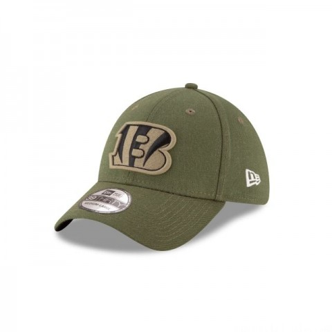 CINCINNATI BENGALS SALUTE TO SERVICE 39THIRTY STRETCH FIT