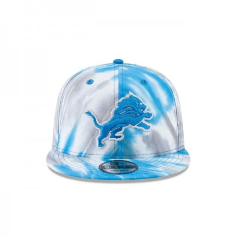 DETROIT LIONS MARBLED  9FIFTY SNAPBACK - Sale