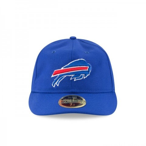 BUFFALO BILLS FAN FIT RETRO CROWN 59FIFTY FITTED - Sale