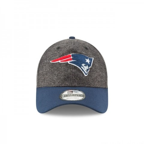 NEW ENGLAND PATRIOTS TWEED TURN 9TWENTY ADJUSTABLE - Sale