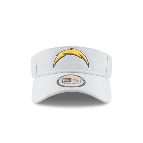 LOS ANGELES CHARGERS NFL TRAINING VISOR - Sale