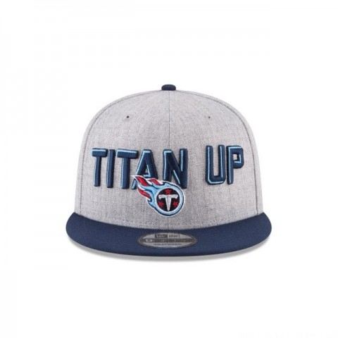TENNESSEE TITANS NFL DRAFT 9FIFTY SNAPBACK
