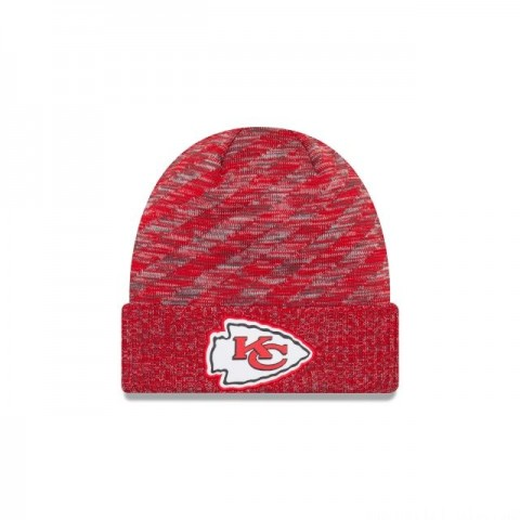 KANSAS CITY CHIEFS KIDS COLD WEATHER TOUCHDOWN KNIT